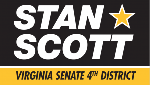 Stan Scott: Virginia Senate 4th District